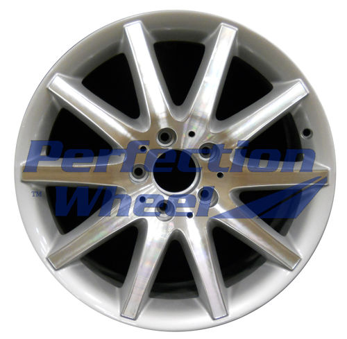 WAO.65442RE 17x8.5 Medium silver Machine Painted OD
