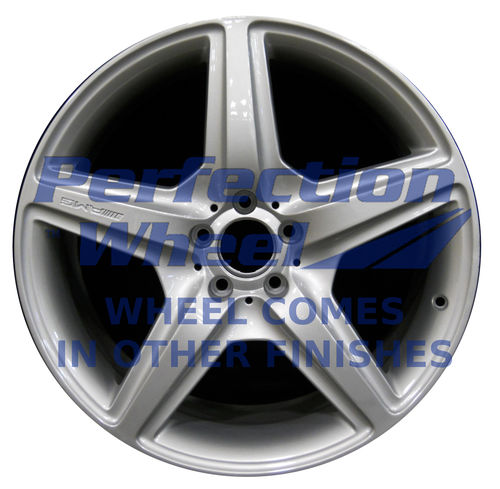 WAO.65478RE 20x9.5 Hyper Bright Mirror Silver Full Face