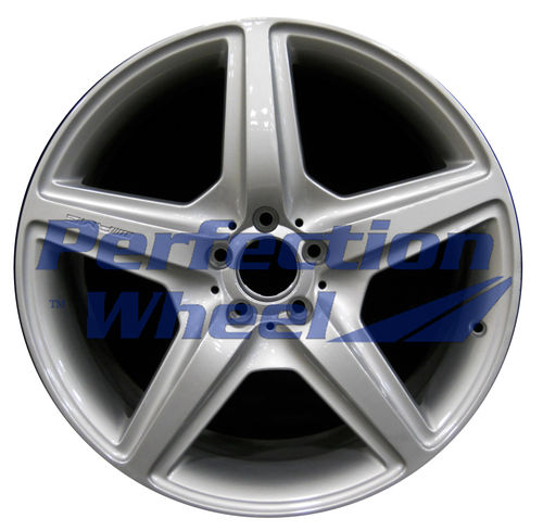 WAO.65478RE 20x9.5 Fine bright silver Full Face