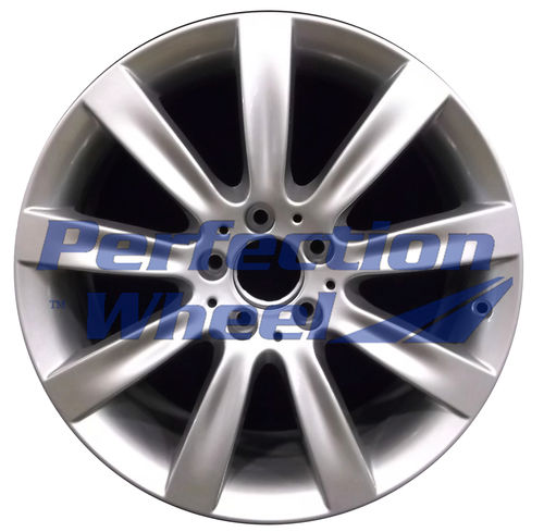 WAO.65493FT 18x8.5 Fine bright silver Full Face