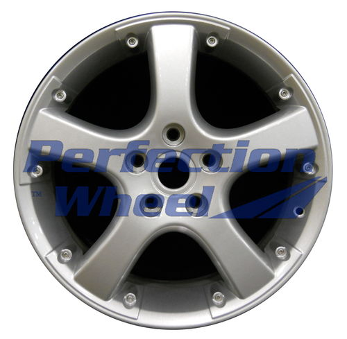 WAO.6551 17x6.5 Sparkle silver Full Face