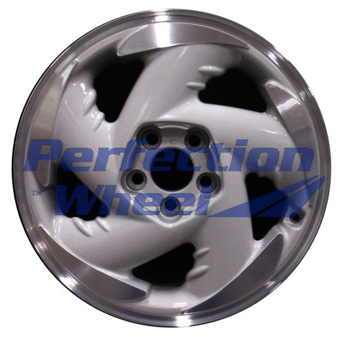 WAO.65698LT 17x8.5 Bright medium silver Machine Texture