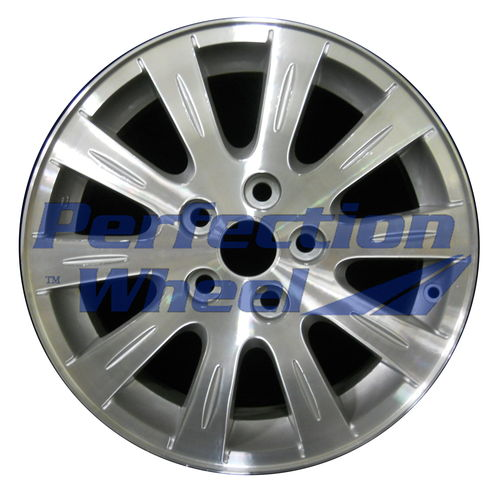 WAO.65822 16x6.5 Medium silver Machined