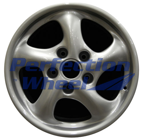 WAO.67235RE 17x8.5 Bright fine metallic silver Full Face