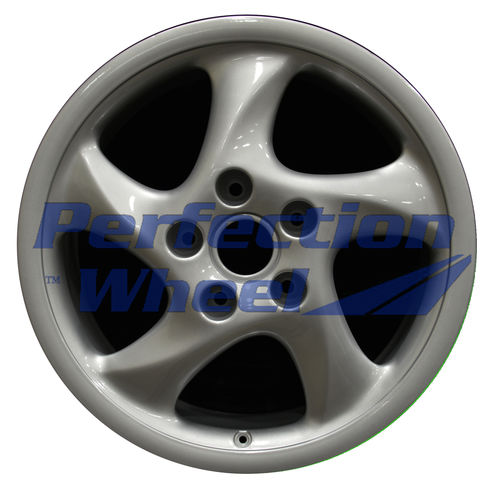WAO.67237RE 18x9 Bright fine silver Full Face