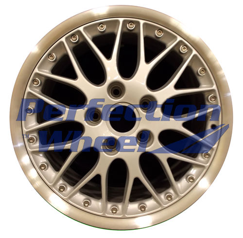 WAO.67240FT 18x7.5 Bright fine silver Flange Cut