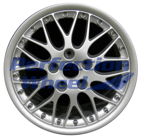 WAO.67240FT 18x7.5 Bright fine silver Full Face