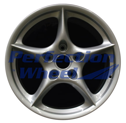 WAO.67300FT 18x7.5 Bright fine silver Full Face