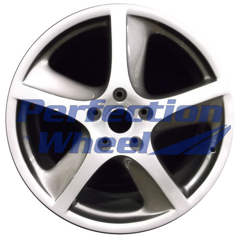 WAO.67320RE 20x10 Bright fine silver Full Face