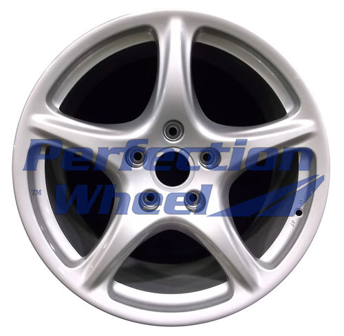 WAO.67326RE 19x11 Bright medium silver Full Face
