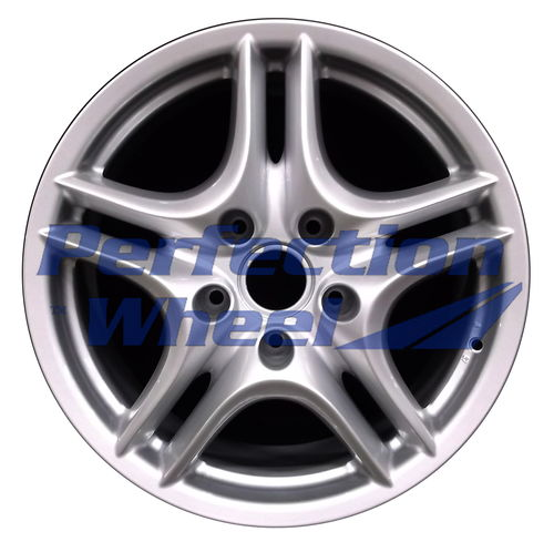 WAO.67352 18x8 Bright medium silver Full Face