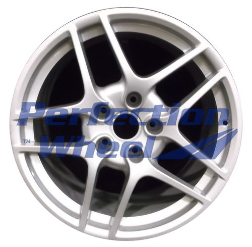 WAO.67370RE 19x11 Bright fine silver Full Face