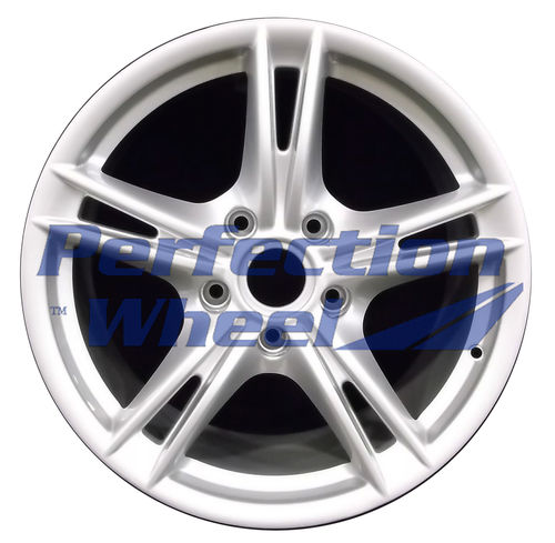 WAO.67372FT 18x8 Bright fine silver Full Face