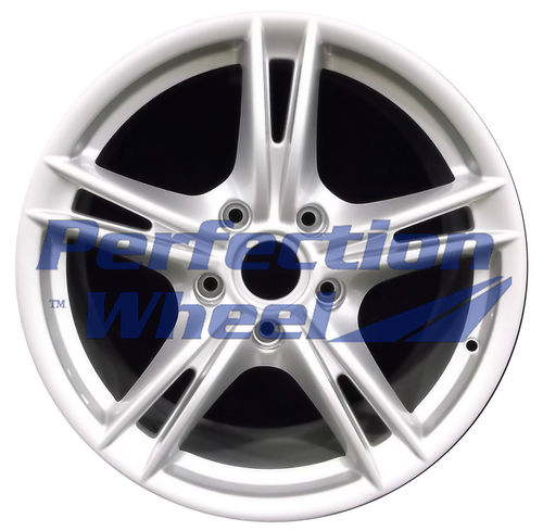 WAO.67374RE 18x9 Bright fine silver Full Face