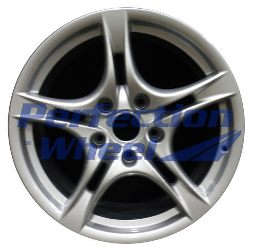 WAO.67375RE 18x9 Bright fine silver Full Face