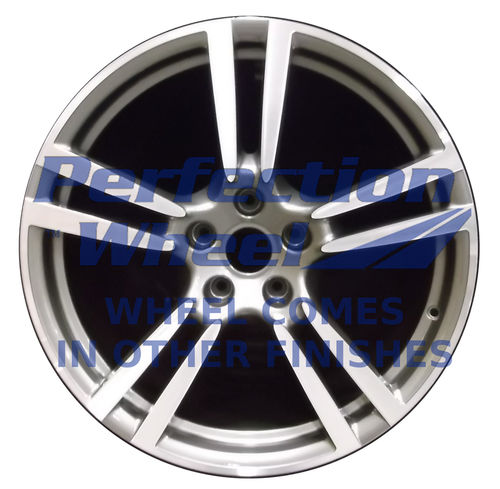 WAO.67407 21x10 Light Charcoal Machined