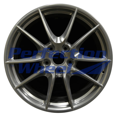 WAO.67422RE 20x11 Hyper Bright Mirror Silver Full Face