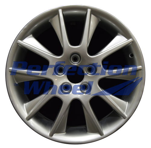 WAO.68219 17x7 Bright metallic silver Full Face