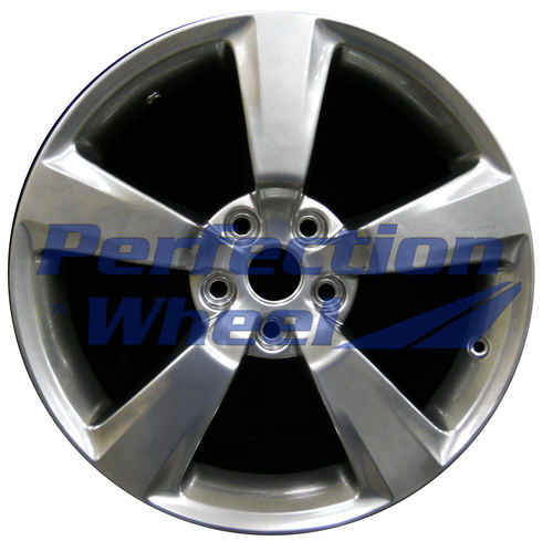 WAO.68777 18x8.5 Hyper Dark Smoked Silver Full Face