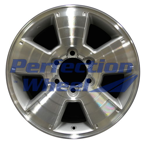 WAO.69429 17x7.5 Medium silver Machined