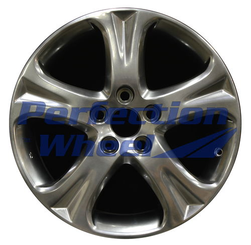 WAO.69498 17x7 Hyper Bright Smoked Silver Full Face