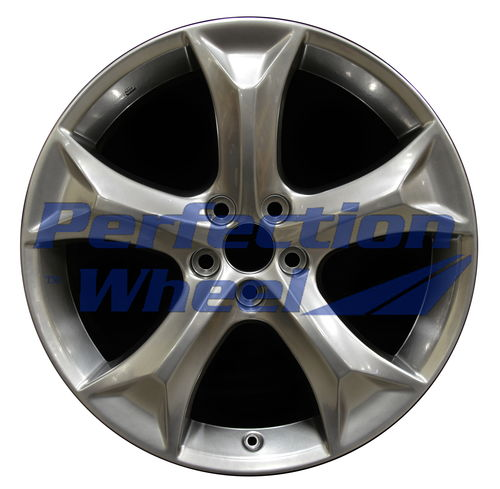 WAO.69558 20x7.5 Hyper Bright Smoked Silver Full Face Bright