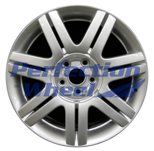 WAO.69808 17x7 Bright metallic silver Full Face