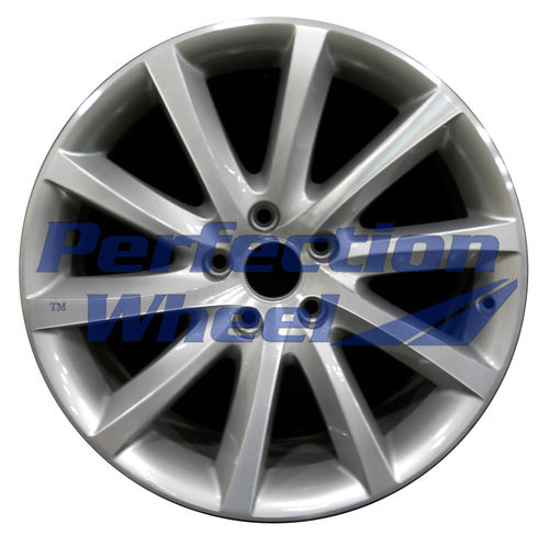 WAO.69829 18x8 Dark Metallic Silver Machined