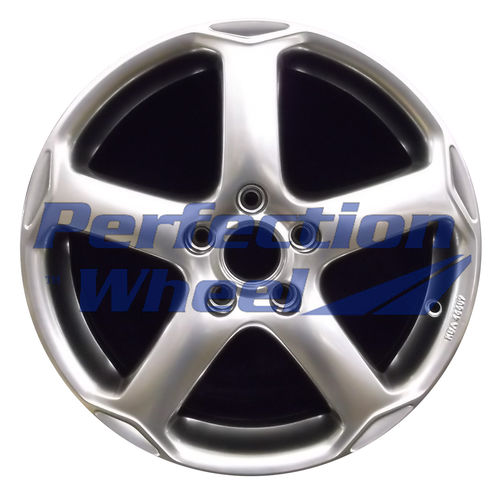 WAO.69850 17x7 Hyper Bright Smoked Silver Full Face