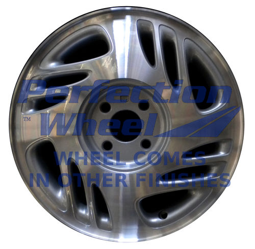WAO.7011 15x6 Sparkle Silver Machined