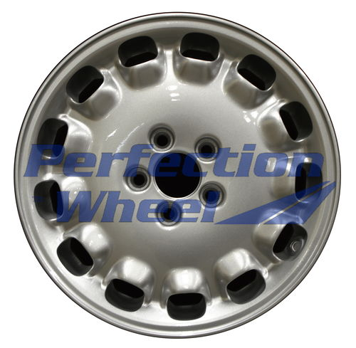 WAO.70211 16x7 Sparkle Silver Full Face