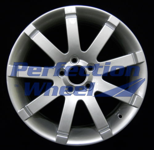 WAO.70251 17x7.5 Bright metallic silver Full Face