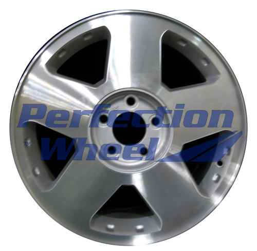 WAO.7033 17x7 Medium Sparkle Silver Machined