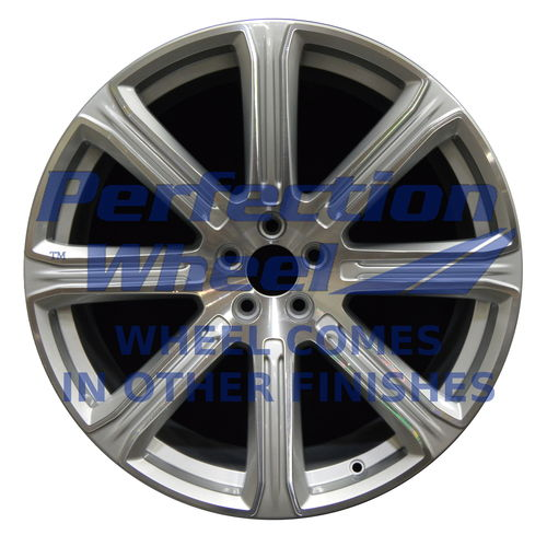 WAO.70423 21x9 Bright fine silver Machined Bright Painted OD