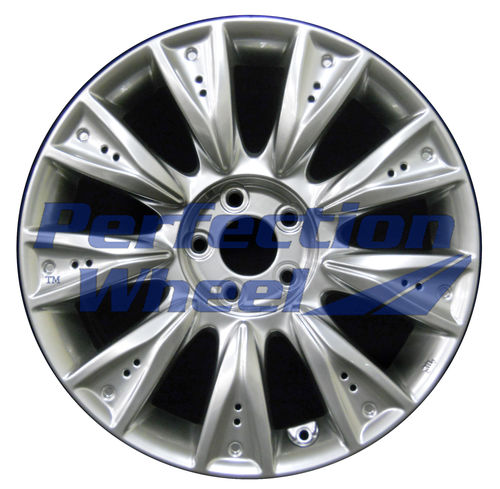 WAO.70771 18x7.5 Hyper Bright Smoked Silver Full Face
