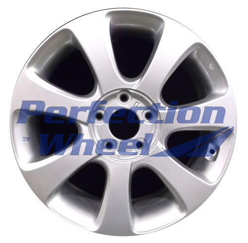 WAO.70807B 17x7 Fine bright silver Full Face