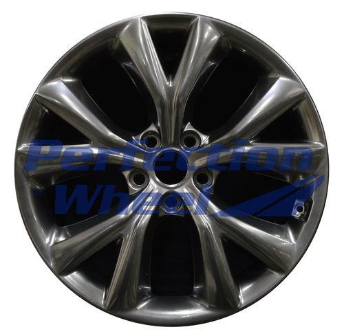 WAO.70910 19x7.5 Hyper Dark Smoked Silver Full Face