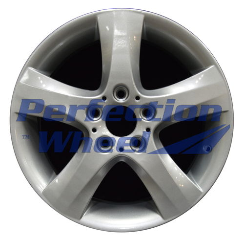 WAO.71247FT 17x7 Bright sparkle silver Full Face