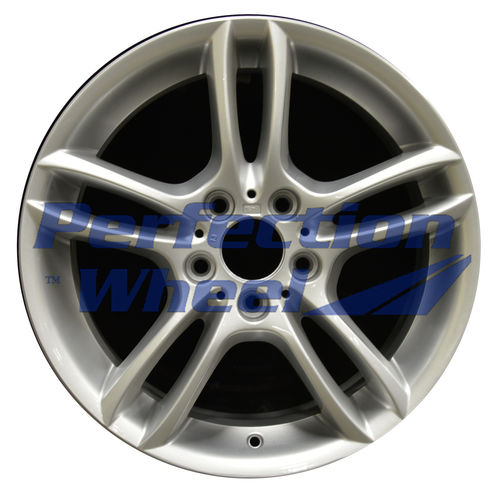 WAO.71254FT 18x7.5 Fine bright silver Full Face