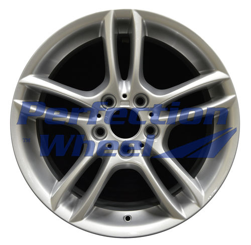 WAO.71255RE 18x8.5 Fine bright silver Full Face
