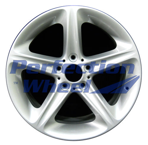 WAO.71261RE 18x8.5 Metallic Silver Full Face