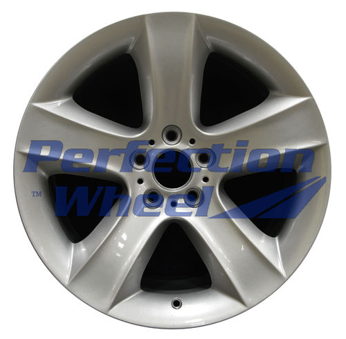 WAO.71278RE 19x9 Metallic Silver Full Face