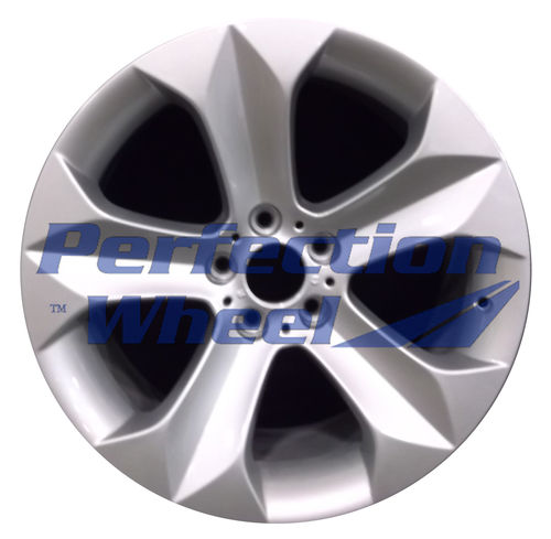 WAO.71279FT 19x9 Bright medium silver Full Face