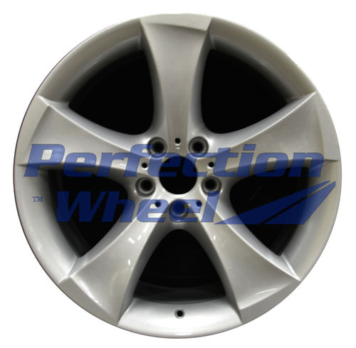 WAO.71290FT 20x10 Sparkle Silver Full Face