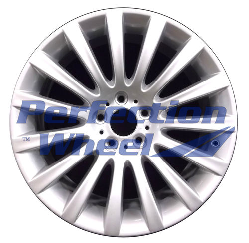 WAO.71332FT 19x8.5 Bright medium silver Full Face