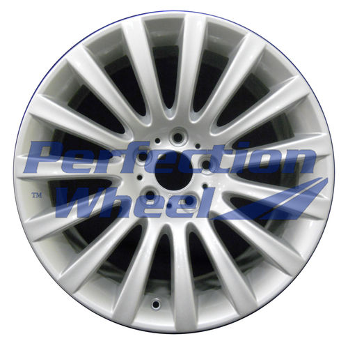 WAO.71337RE 19x9.5 Bright medium silver Full Face