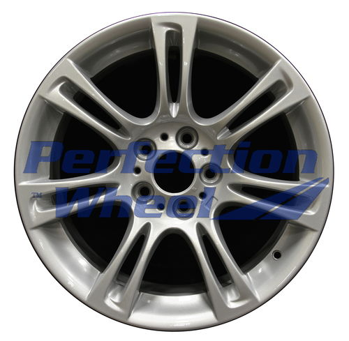 WAO.71410RE 18x9 Fine bright silver Full Face