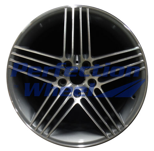 WAO.71460 19x8.5 Blue Tint Sparkle Charcoal Machined Bright
