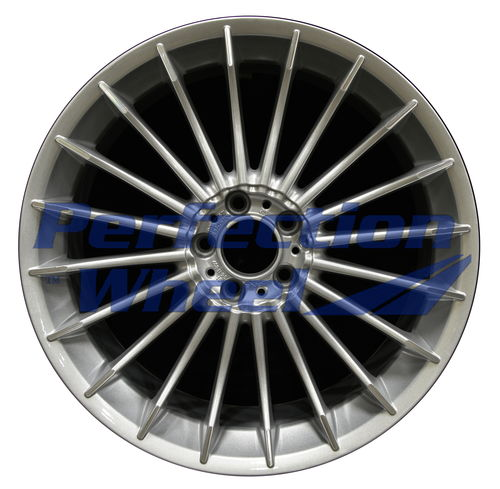 WAO.71462RE 21x10 Sparkle Silver Machine POD