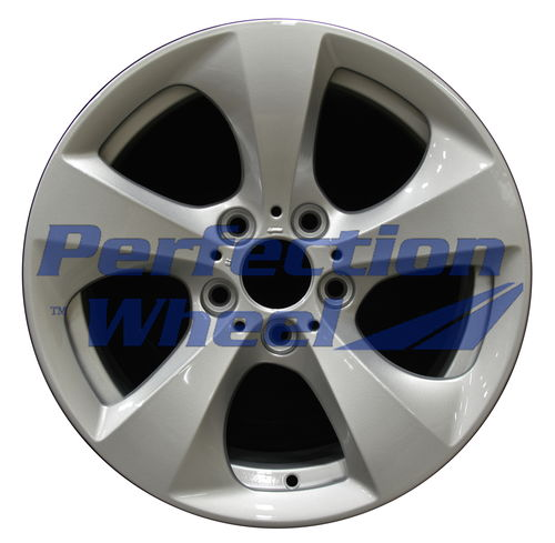 WAO.71475LT 17x8 Fine bright silver Full Face